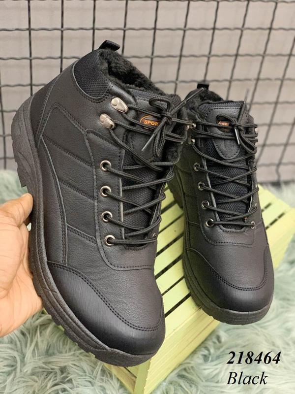 Зимние ботинки, мужские ботинки - Фото 2