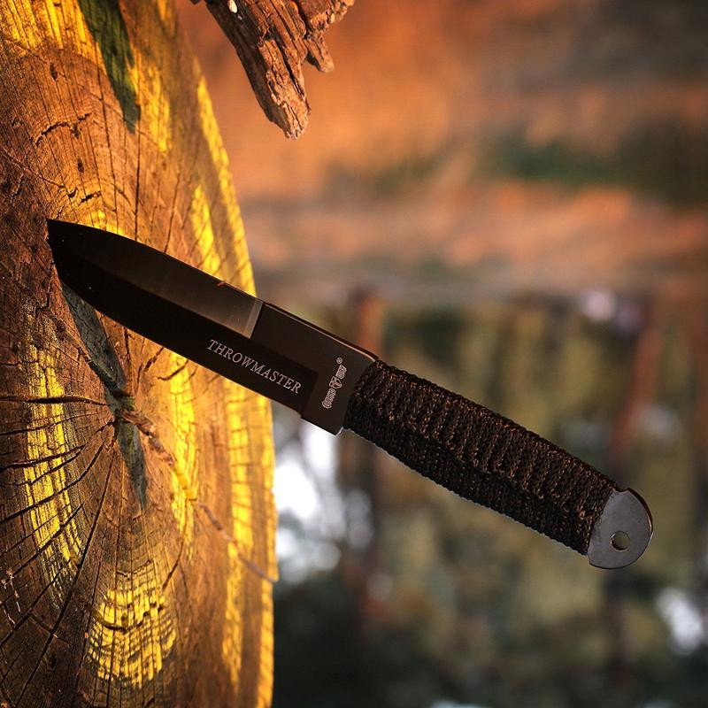 Нож метательный 7821
