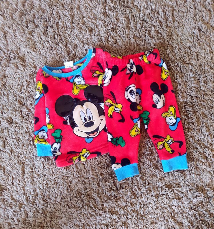 Пижама ночнушка піжама піджама пиджама микки маус оригинал дис...