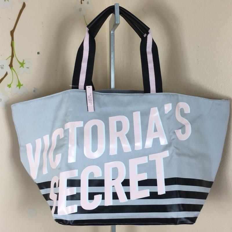 Универсальная летняя  сумка victoria's secret. оригинал! - Фото 6