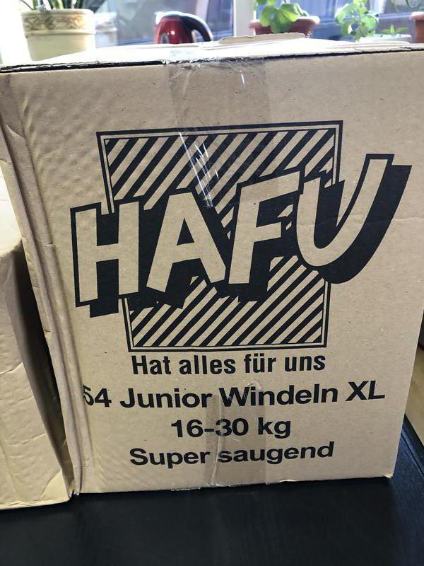 Пеленки Hafu памперси підгузки Dada Pampers - Фото 5