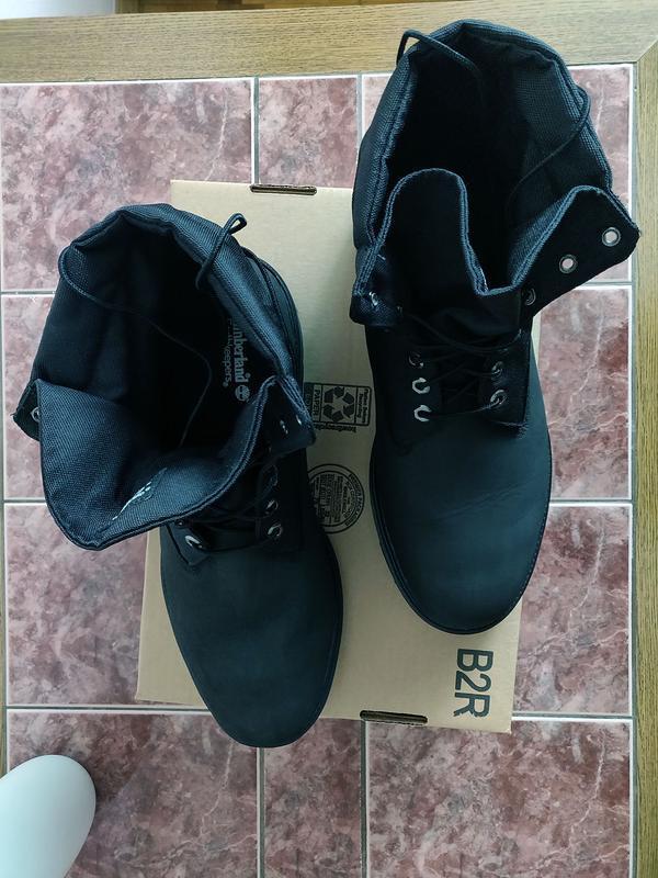 Мужские ботинки (49 размер) - Фото 2