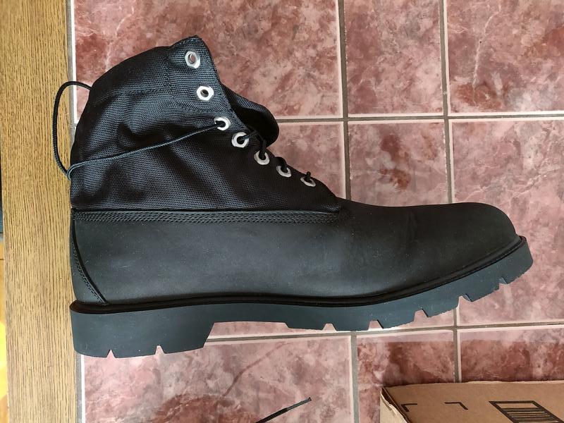 Мужские ботинки (49 размер) - Фото 4