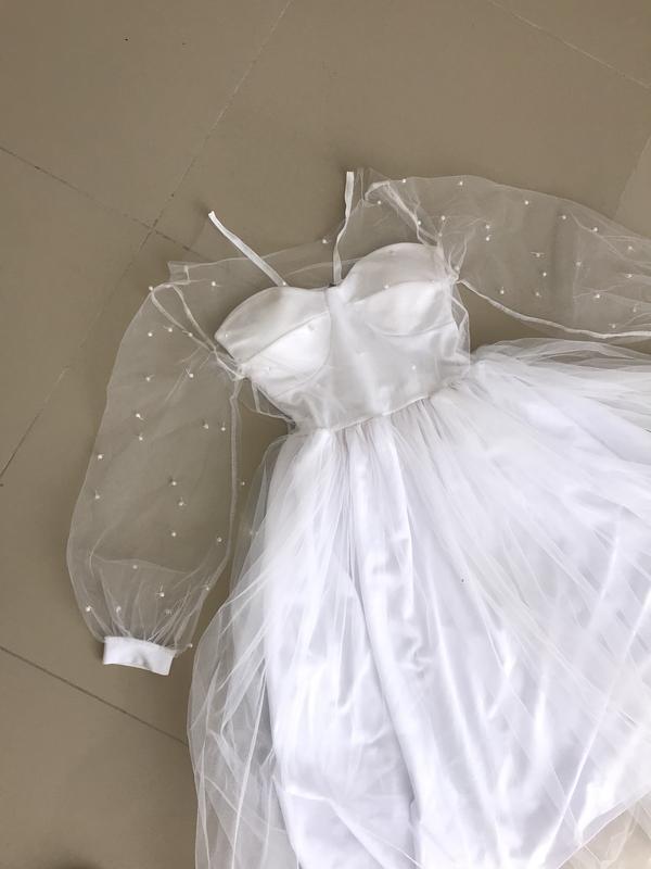 Плаття платье пышное свадебное выпускное пишне випускне весіль...