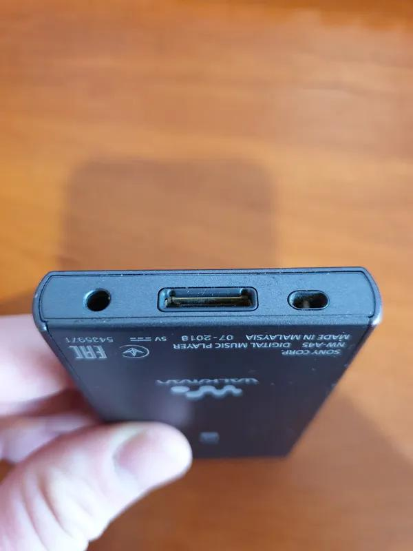 Плеер SONY Walkman NW-A45 16GB в идеале! + карта памяти 128GB - Фото 8