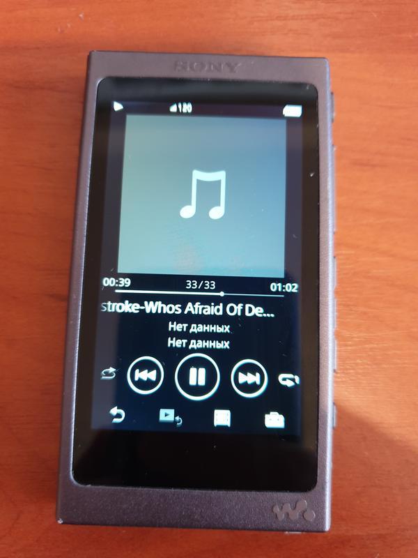 Плеер SONY Walkman NW-A45 16GB в идеале! + карта памяти 128GB - Фото 9