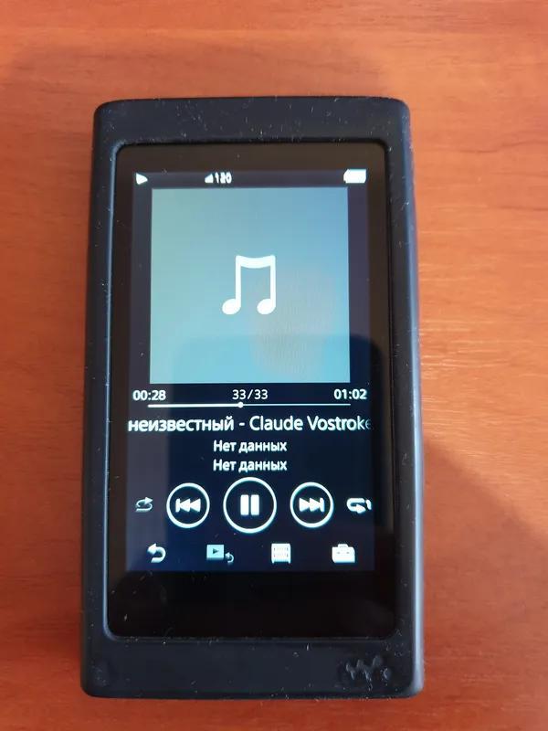Плеер SONY Walkman NW-A45 16GB в идеале! + карта памяти 128GB - Фото 11