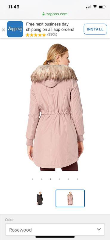 Парка куртка Calvin Klein - Фото 2