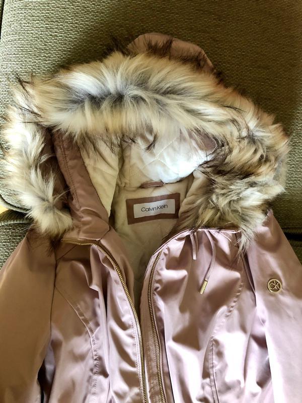 Парка куртка Calvin Klein - Фото 4