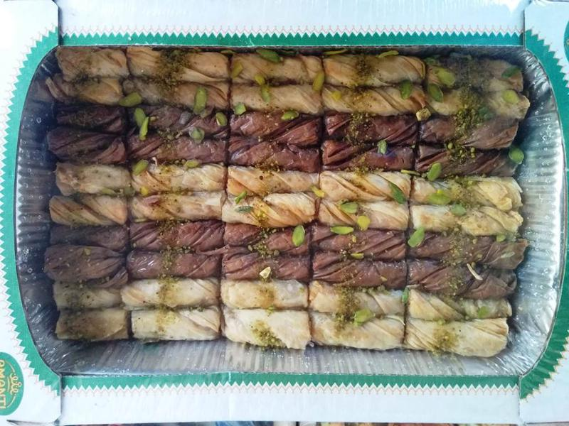 Пахлава, упаковка 1 кг. оптом в розницу - Фото 2
