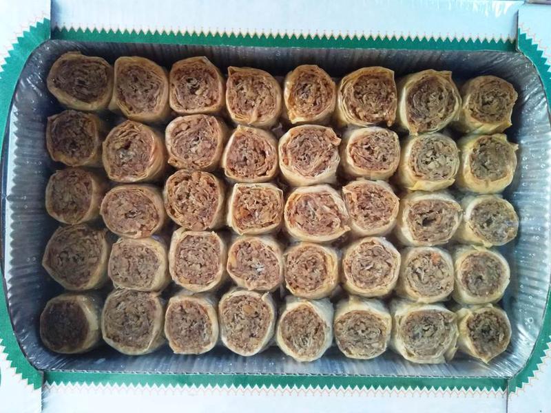 Пахлава, упаковка 1 кг. оптом в розницу - Фото 5