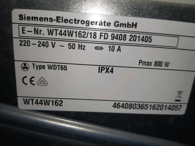 Продам сушильную машину Siemens, 8 кг - Фото 7