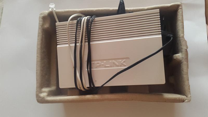 ADSL2/2+ модем TP-Link TD-8817