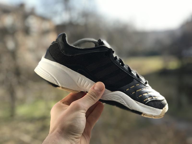 Adidas adiprene athletic спортивні кросівки (теніс,волейбол,га...