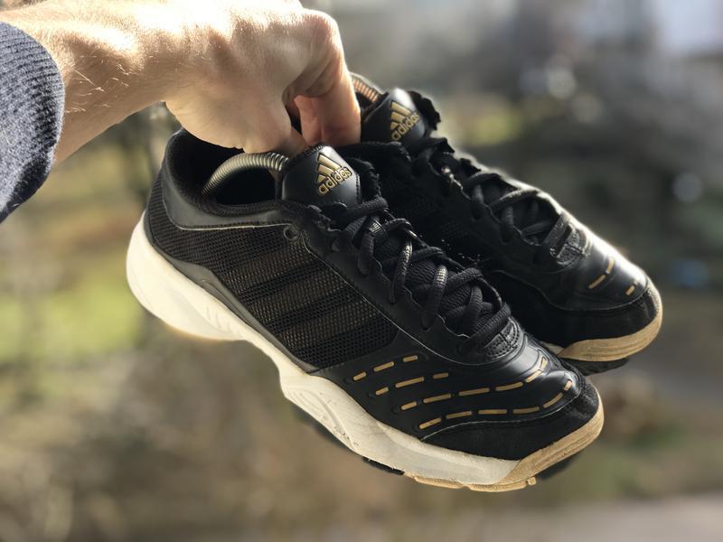 Adidas adiprene athletic спортивні кросівки (теніс,волейбол,га... - Фото 4