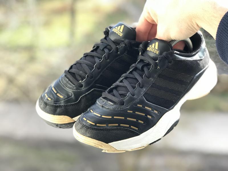 Adidas adiprene athletic спортивні кросівки (теніс,волейбол,га... - Фото 5