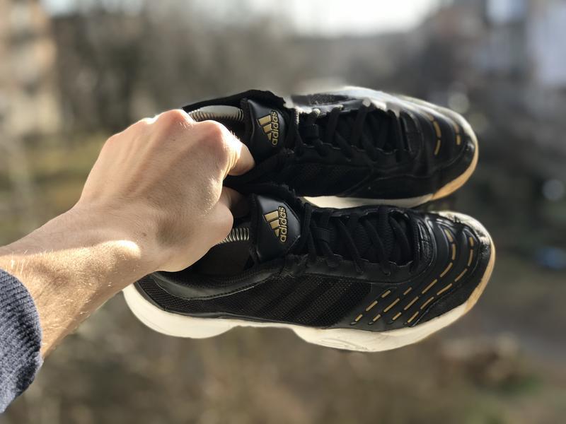 Adidas adiprene athletic спортивні кросівки (теніс,волейбол,га... - Фото 8