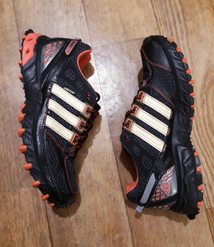 Трекинговые кроссовки adidas kanadia tr4 23,5 24 см