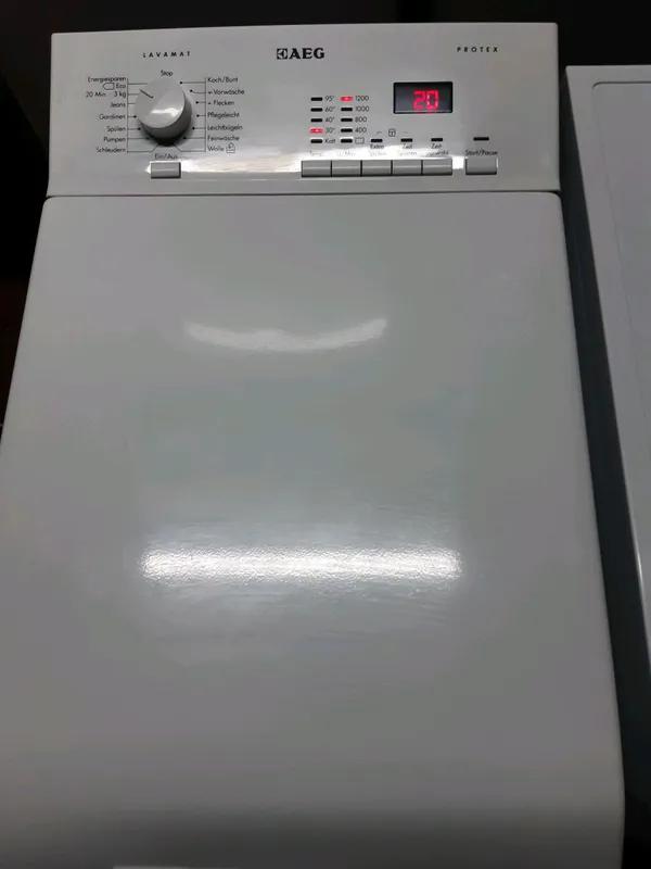 Продам стиральную машинку AEG, с Германии, 6 кг, 2015 г