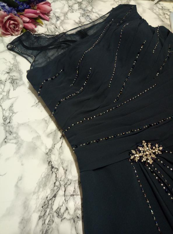 Шикарное платье нс - Фото 4