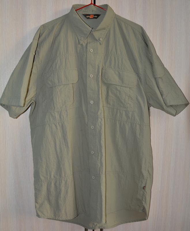 Рубашка life line® original xl б.у. y1p4-7