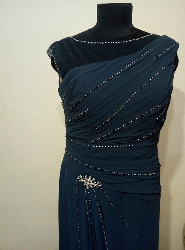 Шикарное платье нс - Фото 2