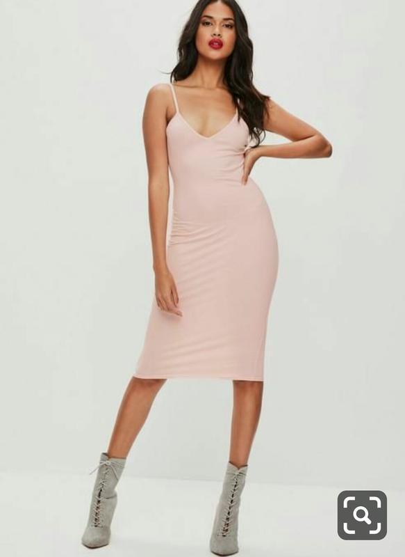 Нежное зефирное платье