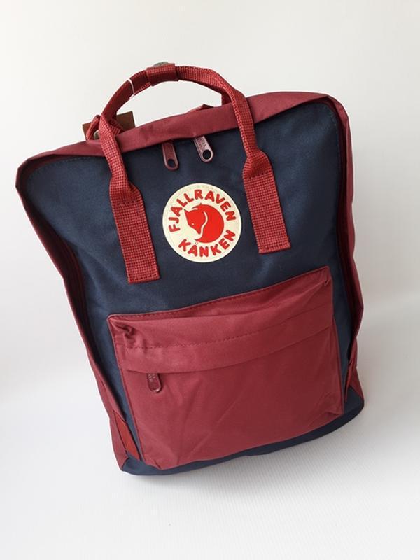 Стильный рюкзак kanken - Фото 4