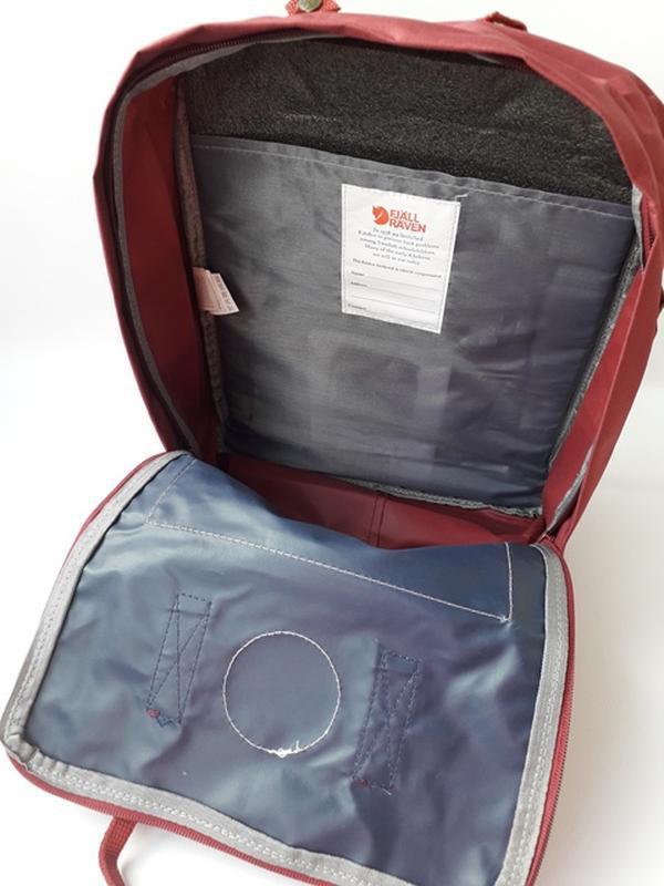 Стильный рюкзак kanken - Фото 5