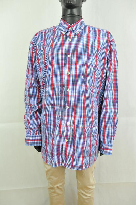 Gant мужская рубашка полоски, сорочка, длинный рукав