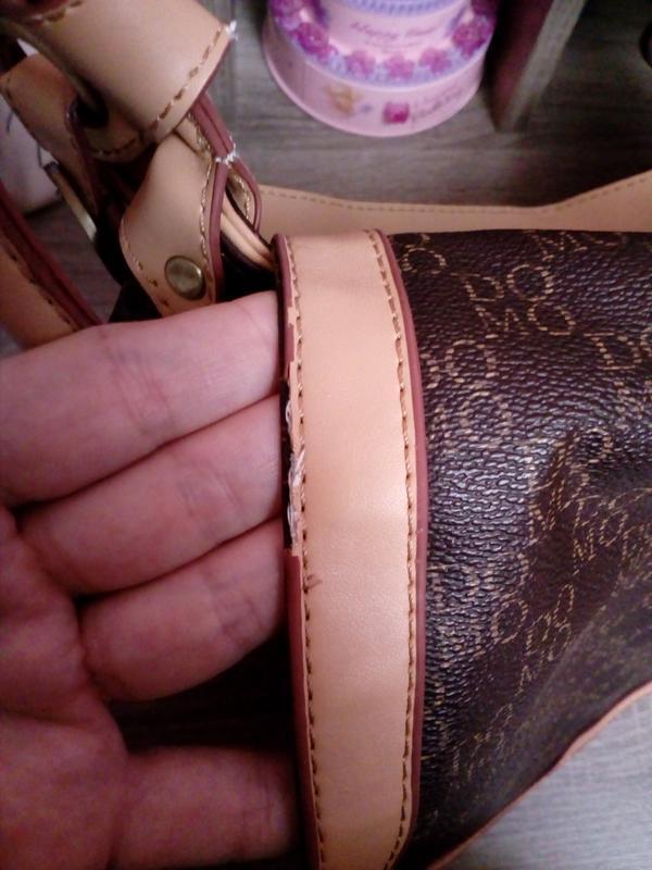 Удобная сумка через плечо европейского бренда domo - Фото 5