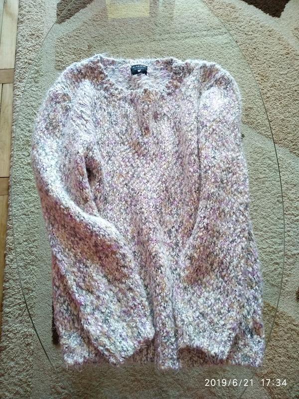 Скидка!💣джемпер пушистик 🔥травка luxe knitwear
