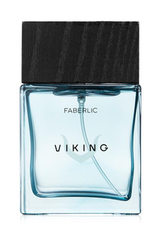 Парфюмерная вода для мужчин Viking Faberlic
