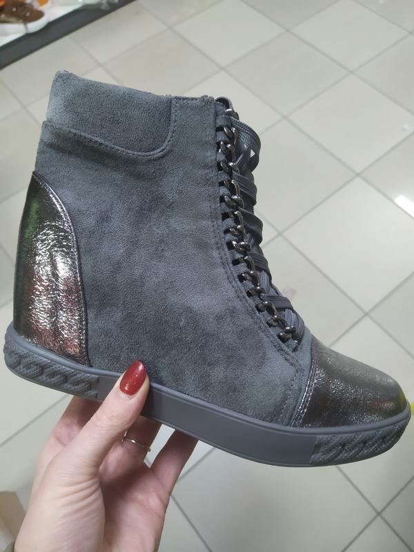 Женские ботиночки деми стильные