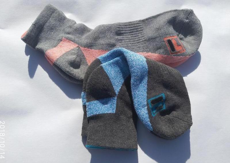 Новые спортивные носки fila (оригинал) - Фото 2