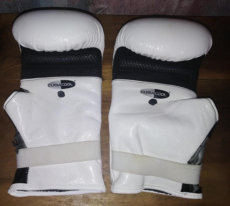 Тренировочные перчатки adidas - Фото 2