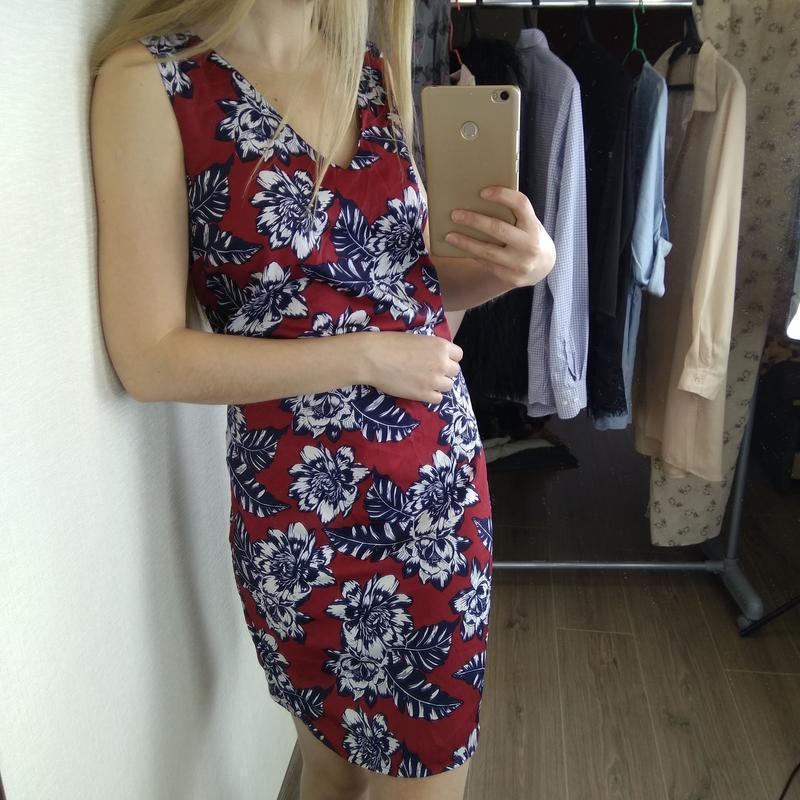 Платье платице сарафан красивое - Фото 2