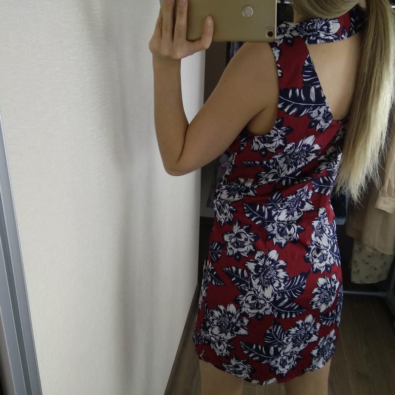 Платье платице сарафан красивое - Фото 3