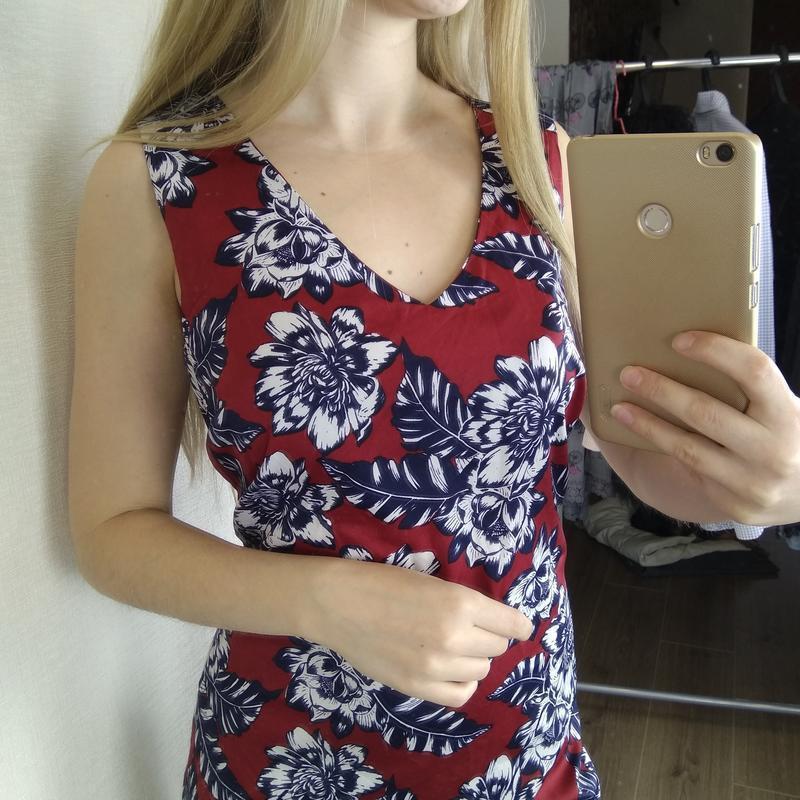 Платье платице сарафан красивое - Фото 4