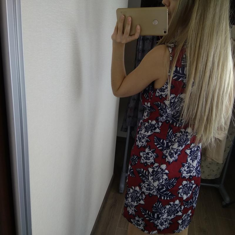 Платье платице сарафан красивое - Фото 6
