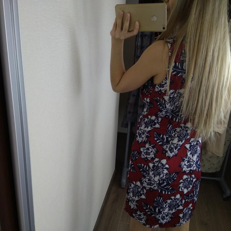 Платье платице сарафан красивое - Фото 8