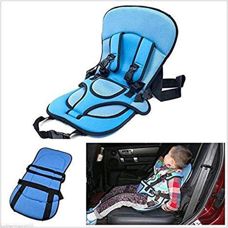 Бескаркасное автокресло для детей Multi Function Car Cushion - Фото 4