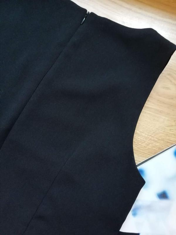 Женское базовое лаконичное платье - футляр - размер 46-48 - Фото 3