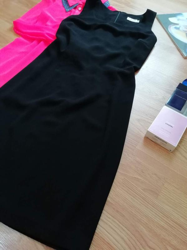 Женское базовое лаконичное платье - футляр - размер 46-48 - Фото 4