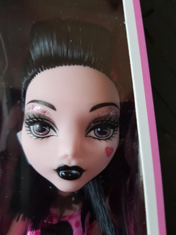Monster High Doll Mattel Draculocker Дракулокер - Фото 4