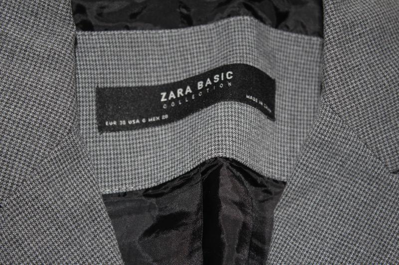 Піджак zara - Фото 4