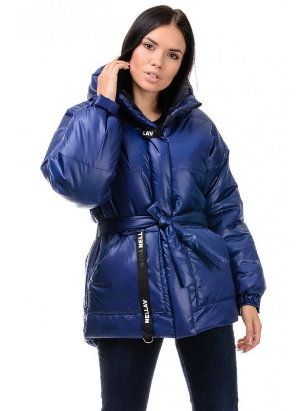 Зимняя женская куртка «джемма», размеры 44- 50, модная и стильная - Фото 2