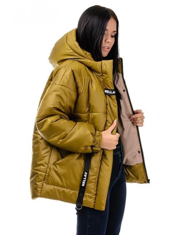 Зимняя женская куртка «джемма», размеры 44- 50, модная и стильная - Фото 4