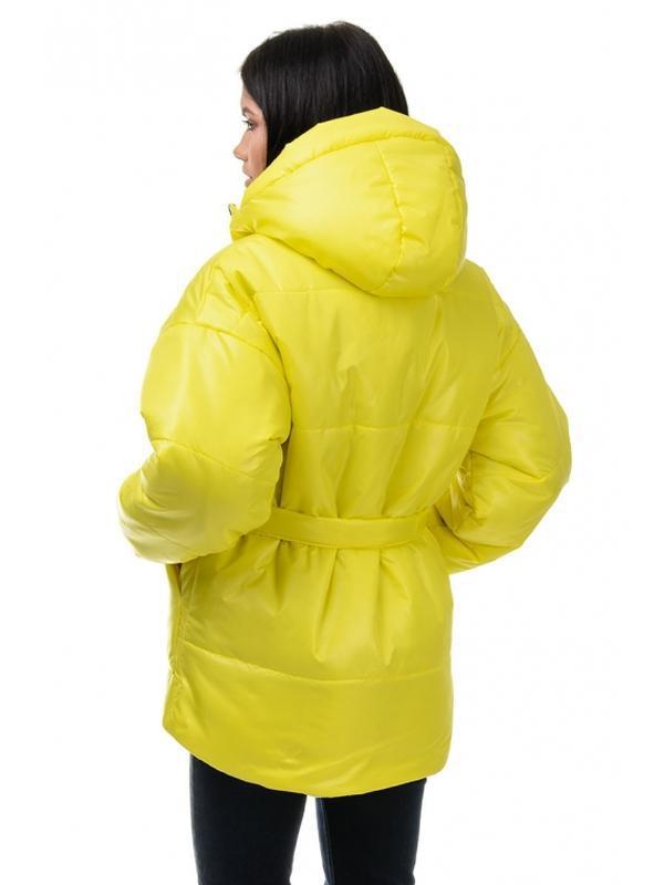 Зимняя женская куртка «джемма», размеры 44- 50, модная и стильная - Фото 5