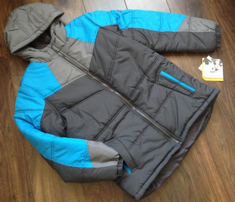 Pacific trail зимняя куртка для подростка на 18-20 лет (xl) - Фото 3